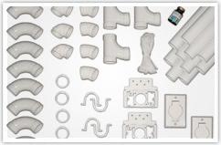 Kit de montage accessoires