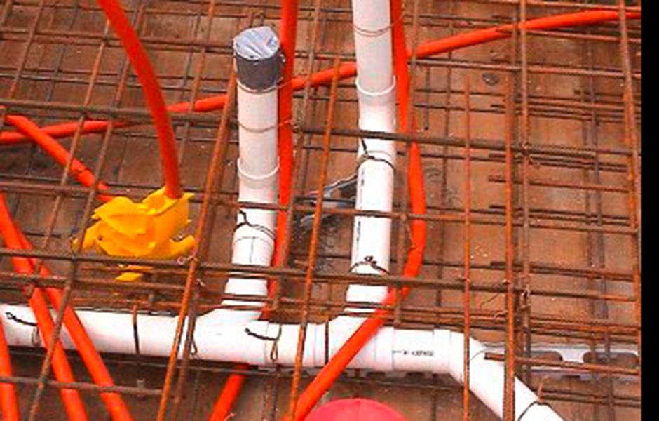 Installation Duovac au sol