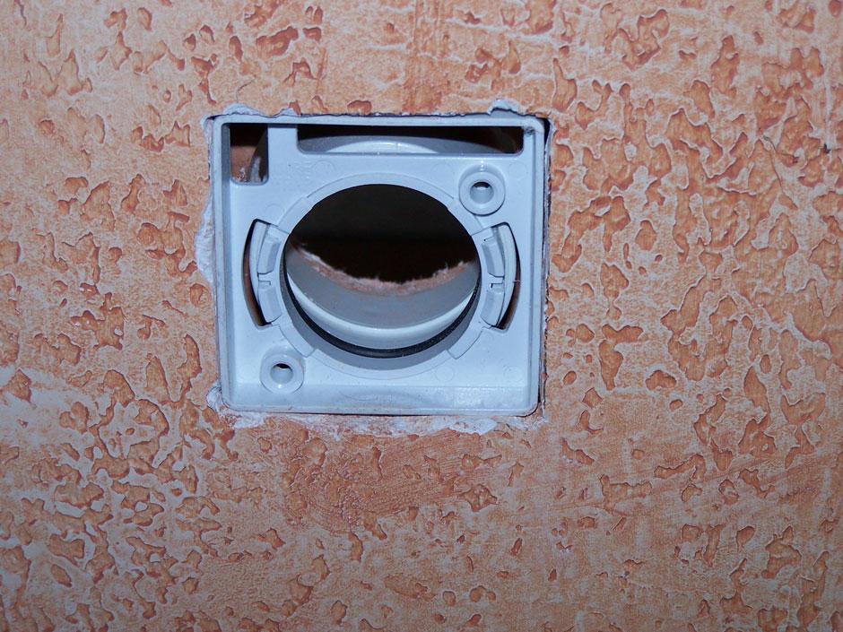Installation Prise Duovac